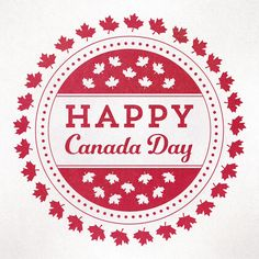 To our fellow Canadians taking this Monday off, happy Canada Day (extra) long weekend! Canada Day Long Weekend, Happy Canada Day, Weekend Fun, National And International Days, Canada Country, Canada Holiday, I Am Canadian, Canada Eh, National Holidays