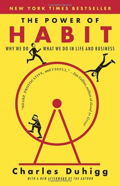 The Power of Habit: Why We Do What We Do in Life and Business: Charles Duhigg: 9780812981605: Amazon.com: Books