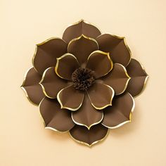 Paper Flower of Exclusive Design Luxury Flower Wall