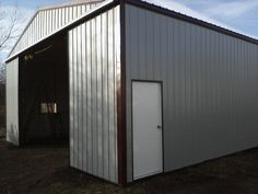 Perka Wood Steel Hybrid Buildings come in all shapes and sizes!  Check em out at www.perkabuildings.com - 800-467-3752!