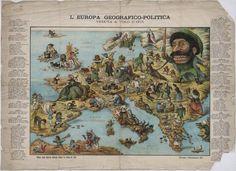Visión italiana de Europa