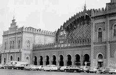 Estación de Plaza de Armas, Sevilla (Foto 1990) #Sevilla #Seville #sevillaytu @sevillaytu