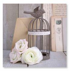 Tableau Amour en cage