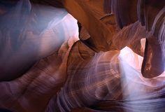 The American Southwest - 1  Twin Light Tubes by Brent Pearson  With places like the Grand Canyon, Zion National Park, Antelope Canyon, Horseshoe Bend, Bryce Canyon, Sedona, and Monument Valley, the American Southwest is as close to heaven for someone who enjoys photography, warm weather, and amazing landscapes.