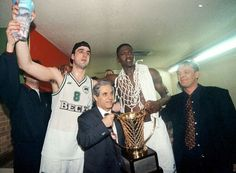 Dominique Wilkins Panathinaikos 6