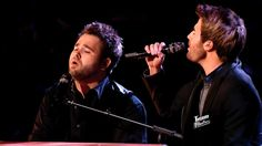 "Love this song! The Voice: The Swon Brothers: ""Danny's Song"""