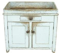 Dry Sink...I need this for the bathroom we are re-doing...not white though
