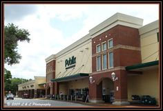 Publix shopping center - Whetstone Avenue Palatka, FL