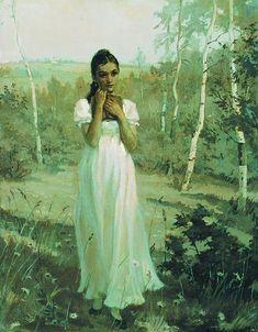 «Евгений Онегин». Иллюстрация Лидии Тимошенко
