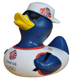 Team GB Rowing Duck