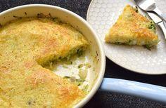 5 or less: Superdikke omelet met courgette