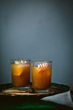 Apple Cider Punch // notwithoutsalt.com
