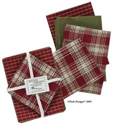 Gift Wrap Dishtowel Set #hiddentreasuresdecorandmore