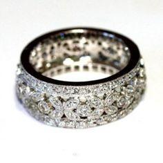 Designer-Diamond-Vintage-Wedding-Band-Pave-Milgrain-1-08-carat-18-karat-WB8271