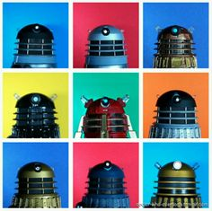 Here's the story...of a Dalek army...