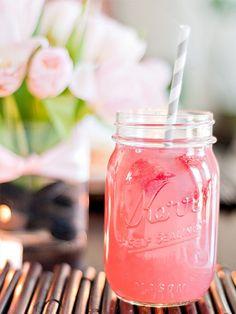 Summer Fresh: Rosebud Mocktail