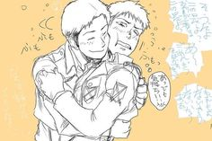 """""""YOUR CHEEKS ARE SO CUTE!!"""" """"S-STOP IT MARCO OHMYGOD"""""""