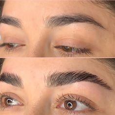 Brow Quotes, Eyebrow Lift, Brow Tutorial, Brow Wax, Brow Shaping, Skin Tips, Skin Makeup, Eyebrows, Makeup Looks