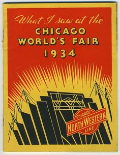 chicago worlds fair 1934