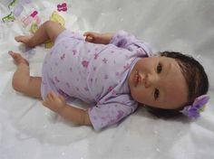 Bebê Reborn Marina By Vandréia Silvestre.