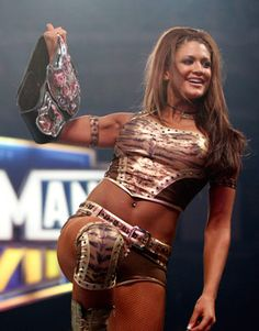 The Divas Champion Eve Torres