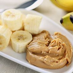 Banana with peanut butter - Best Snacks for Weight Loss - Health Mobile