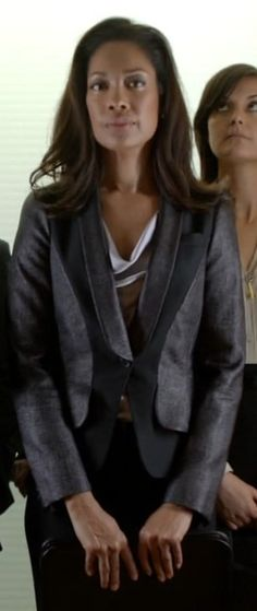 #Jessica Pearson #women's office fashion #suits I love this blazer so badly!..
