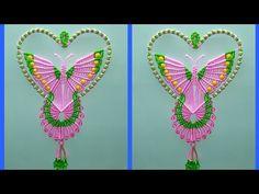 Diy Crafts Hacks, Diy And Crafts, Macrame Toran Designs, Door Hanging Decorations, Plastic Canvas Stitches, Diwali Craft, Diy Braids, Macrame Bag, Macrame Patterns