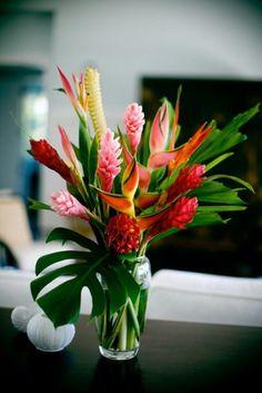 flores para cocktail