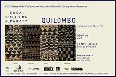 Exposição Quilombo - Um pouco de história, de 13/11 a 14/12 na Casa da Cultura de Paraty.  #CasaDaCulturaParaty #QuilomboParaty #Quilombo #exposição #cultura #arte #fotografia #turismo #Paraty #PousadaDoCareca
