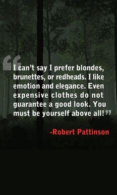 10 Sexy Robert Pattinson Quotes on Love, Women & Kissing