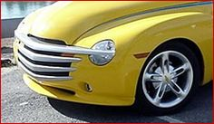 MPD motorsports performance design – Chevy SSR / Front Spoiler