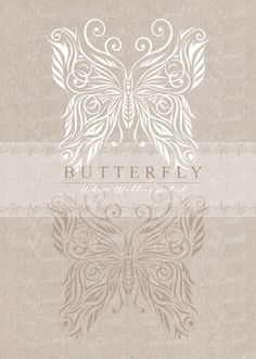 "White Butterfly - ""Souls twins"", wedding by DottyCreative"