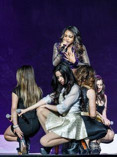 Fifth Harmony Neon Lights Tour - 2/9/2014