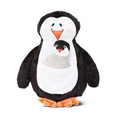 """""""Ih, jeg elsker bare at tage på fisketur. Især når jeg ikke selv skal gå."""" Cirka 30 cm høj Tigerdesignet pingvinfamilie.  Kr. 50,- #tigerjul"""