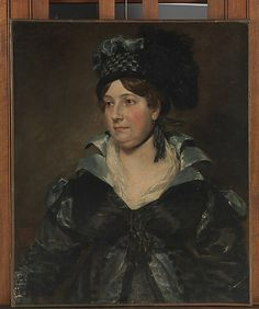 Mrs. James Pulham Sr. (Frances Amys, born about 1766, died 1856) John Constable, 1818