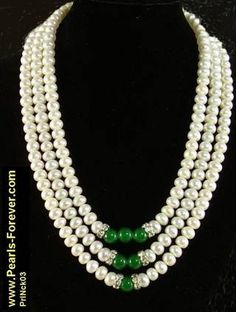 pearl necklace - Google Search