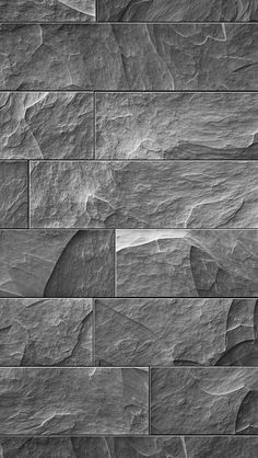 Pin stone wall shows how the different textures of the stone can create contrast, making the tiles on the wall look aesthetically pleasing Textures Murales, Iphone 5 Wallpaper, Weed Wallpaper, Gray Wallpaper, Mobile Wallpaper, Tiles Texture, Ceiling Texture, Stone Tile Texture, Stone Tiles