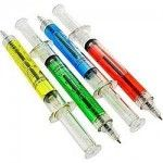 Best Pen Colorful Syringe Pens