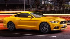 Ford Mustang - Mustang Fastback