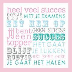 succes-tekst-examen-roze.jpg 414×414 pixels