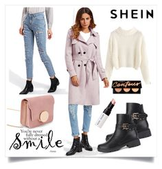 """#Shein 5"" by kristina779 ❤ liked on Polyvore featuring Bobbi Brown Cosmetics"