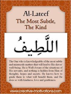 10. Al-Lateef