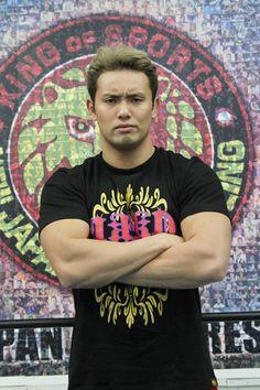 Kazuchika Okada, Japan Pro Wrestling, Professional Wrestling, Queens, Crushes, Rain, Protruding Eyes, Lucha Libre, Rain Fall