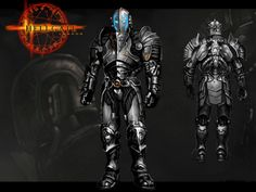 templar armor: hellgate london