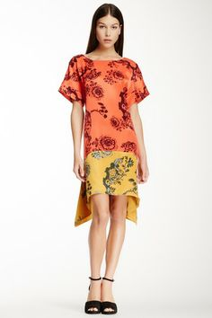 Canton Maisie Silk Shift Dress by Elizabeth and James on @HauteLook