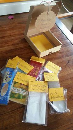 Erste Hilfe Box für Lehrer