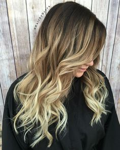Sandy+Blonde+Ombre+Balayage+Hair