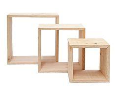 Cubes, Etagere Cube, Home Living, Ideas Para, Shelves, Table, Furniture, David, Home Decor