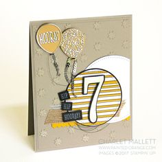 Welcome to another TGIF Challenge. The week we are are creating projects  inspired by the EVER-SO talented Rochelle Blok. Rochelle is a well-deserved  member of the 2017 Stampin' Up! Artisan Design team. This means she is the  best of the best, AND always has the latest SU goodies to play with. H